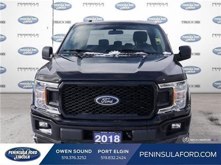 2018 Ford F-150 XL (Stk: 19FE312A) in Owen Sound - Image 2 of 23