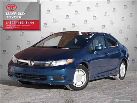 2012 Honda Civic EX (Stk: 1902475A) in Edmonton - Image 1 of 20