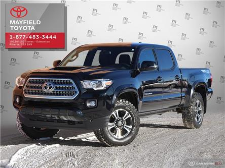 2017 Toyota Tacoma TRD Sport (Stk: M000711A) in Edmonton - Image 1 of 20