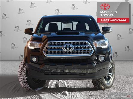 2017 Toyota Tacoma TRD Sport (Stk: M000711A) in Edmonton - Image 2 of 20