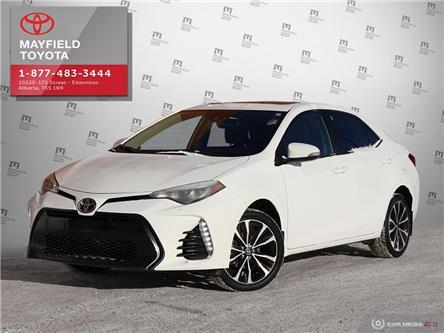 2017 Toyota Corolla SE (Stk: M000665A) in Edmonton - Image 1 of 20
