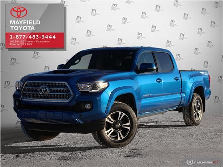 2017 Toyota Tacoma SR5 (Stk: M060704A) in Edmonton - Image 1 of 20