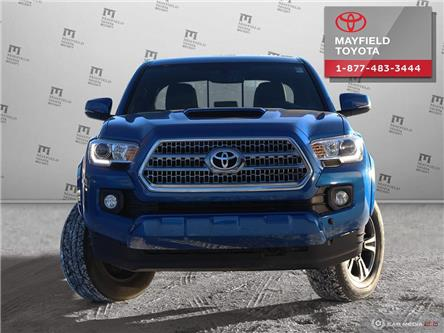 2017 Toyota Tacoma SR5 (Stk: M060704A) in Edmonton - Image 2 of 20