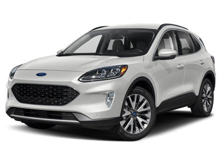 2020 Ford Escape Titanium Hybrid (Stk: 20ES1455) in Vancouver - Image 1 of 9
