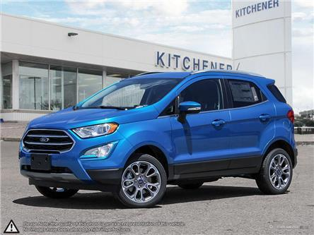 2019 Ford EcoSport Titanium (Stk: 9R7390) in Kitchener - Image 1 of 27