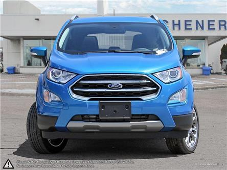 2019 Ford EcoSport Titanium (Stk: 9R7390) in Kitchener - Image 2 of 27