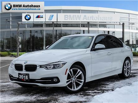 2018 BMW 330i xDrive (Stk: P9287) in Thornhill - Image 1 of 29