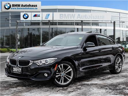 2017 BMW 430i xDrive Gran Coupe (Stk: P9289) in Thornhill - Image 1 of 33