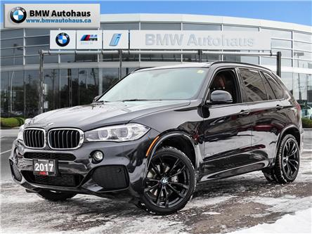2017 BMW X5 xDrive35i (Stk: P9304) in Thornhill - Image 1 of 31