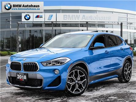 2018 BMW X2 xDrive28i (Stk: P9307) in Thornhill - Image 1 of 32