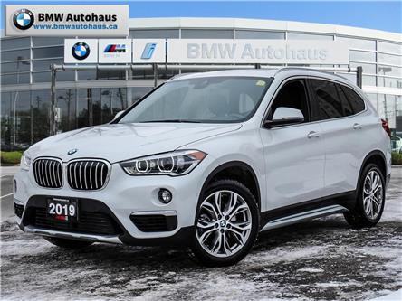 2019 BMW X1 xDrive28i (Stk: P9318) in Thornhill - Image 1 of 31