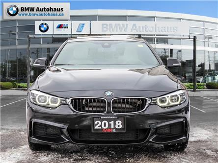 2018 BMW 440i xDrive Gran Coupe (Stk: P9322) in Thornhill - Image 2 of 31