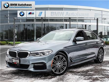 2019 BMW 530i xDrive (Stk: P9319) in Thornhill - Image 1 of 33