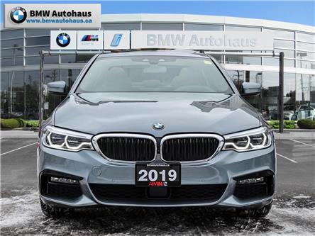 2019 BMW 530i xDrive (Stk: P9319) in Thornhill - Image 2 of 33