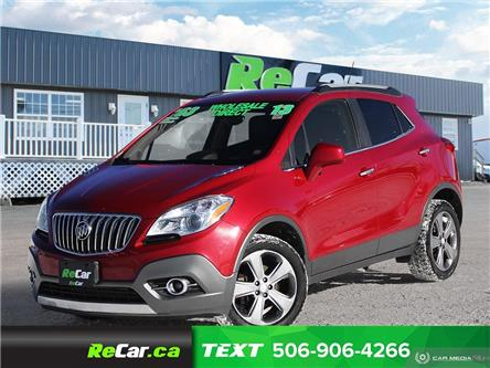 2013 Buick Encore Convenience (Stk: 200089A) in Saint John - Image 1 of 23