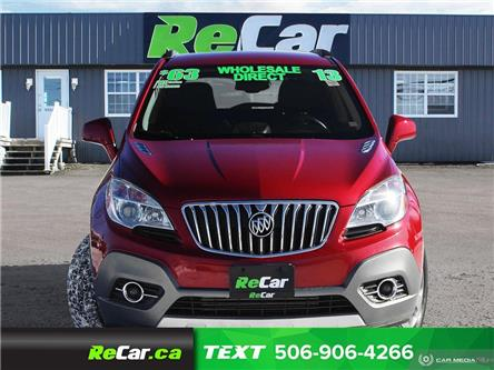 2013 Buick Encore Convenience (Stk: 200089A) in Saint John - Image 2 of 23