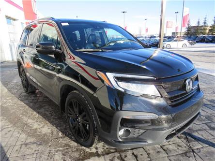 2019 Honda Pilot Black Edition (Stk: 196843A) in Airdrie - Image 1 of 30