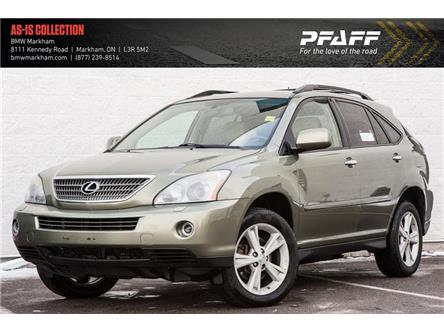 2008 Lexus RX 400h Base (Stk: 38407A) in Markham - Image 1 of 18