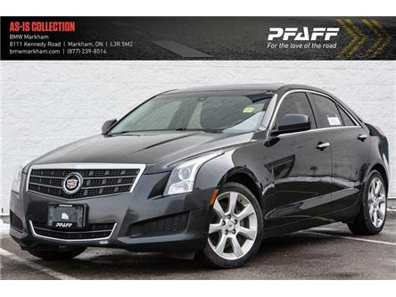 2013 Cadillac ATS 2.0L Turbo (Stk: 38494AA) in Markham - Image 1 of 6