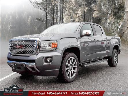 2020 GMC Canyon Denali (Stk: TL1112460) in Terrace - Image 1 of 18