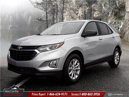2020 Chevrolet Equinox LS (Stk: TL6143014) in Terrace - Image 1 of 18