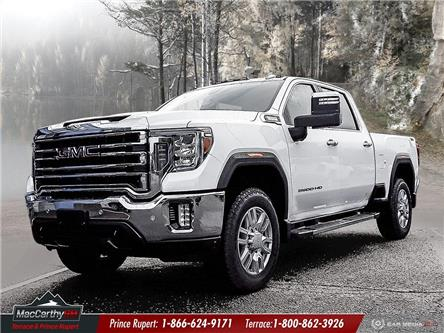 2020 GMC Sierra 3500HD SLT (Stk: TLF108970) in Terrace - Image 1 of 18