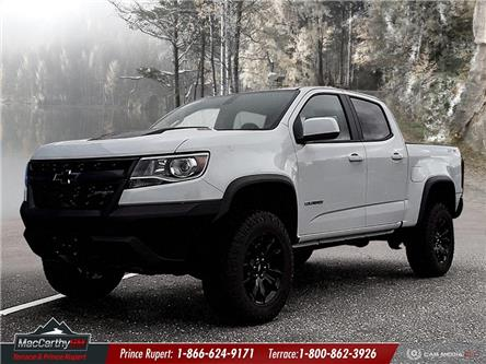 2020 Chevrolet Colorado ZR2 (Stk: TL1101371) in Terrace - Image 1 of 18