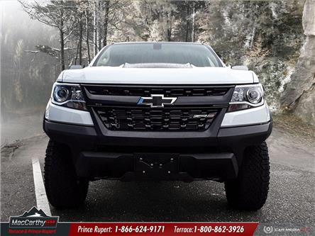 2020 Chevrolet Colorado ZR2 (Stk: TL1101371) in Terrace - Image 2 of 18