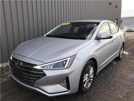 2019 Hyundai Elantra Preferred (Stk: U3574) in Charlottetown - Image 1 of 20