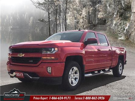 2017 Chevrolet Silverado 1500 1LT (Stk: THF243650) in Terrace - Image 1 of 18