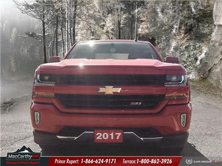 2017 Chevrolet Silverado 1500 1LT (Stk: THF243650) in Terrace - Image 2 of 18