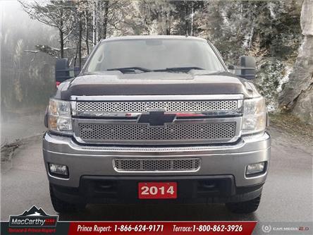 2014 Chevrolet Silverado 3500HD LTZ (Stk: TEF156568) in Terrace - Image 2 of 18