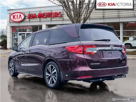 2019 Honda Odyssey Touring (Stk: A1528) in Victoria - Image 2 of 22