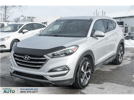 2016 Hyundai Tucson Premium 1.6 (Stk: 020567) in Milton - Image 1 of 5