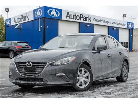 2015 Mazda Mazda3 GS (Stk: 15-08840T) in Georgetown - Image 1 of 16