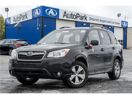 2016 Subaru Forester 2.5i Convenience Package (Stk: 16-15742MB) in Georgetown - Image 1 of 19