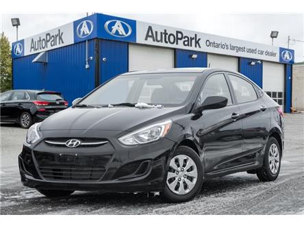 2016 Hyundai Accent GL (Stk: 16-99584T) in Georgetown - Image 1 of 17