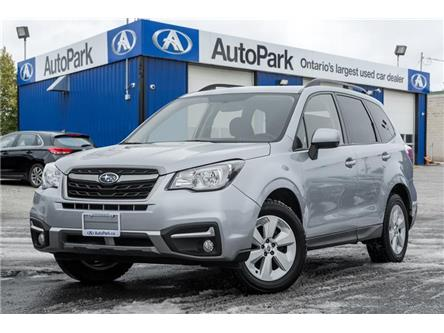 2017 Subaru Forester 2.5i Convenience (Stk: 17-64646MB) in Georgetown - Image 1 of 18