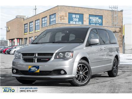 2017 Dodge Grand Caravan GT (Stk: 781019) in Milton - Image 1 of 18