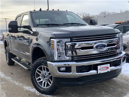 2019 Ford F-250 Lariat (Stk: 19T1445A) in Midland - Image 1 of 21