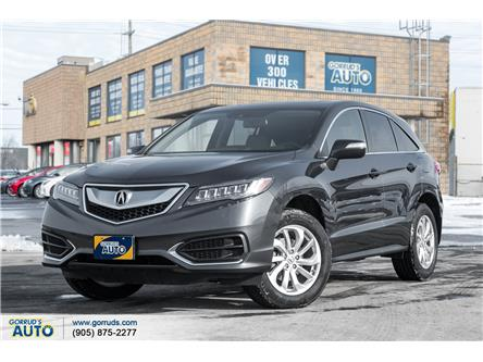 2016 Acura RDX Base (Stk: 804986) in Milton - Image 1 of 22