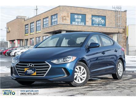 2018 Hyundai Elantra LE (Stk: 219247) in Milton - Image 1 of 18