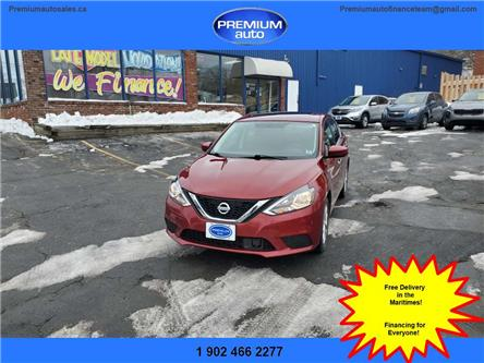 2018 Nissan Sentra 1.8 SV (Stk: 307713) in Dartmouth - Image 1 of 22