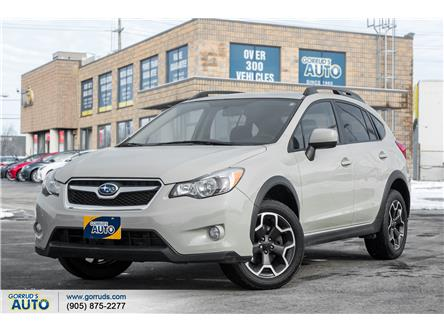 2014 Subaru XV Crosstrek Sport Package (Stk: 253492) in Milton - Image 1 of 18