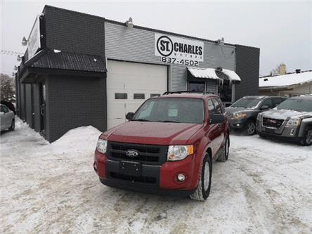 2012 Ford Escape XLT (Stk: -) in Winnipeg - Image 1 of 11