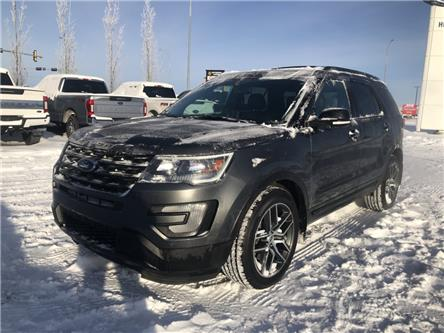 2017 Ford Explorer Sport (Stk: LEX041A) in Ft. Saskatchewan - Image 1 of 23