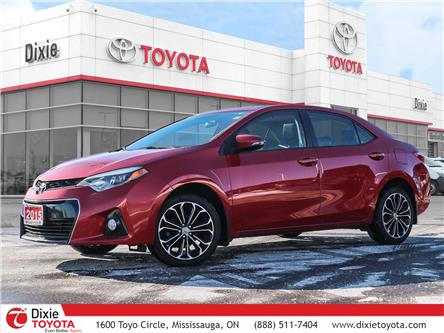 2015 Toyota Corolla  (Stk: D191960A) in Mississauga - Image 1 of 28