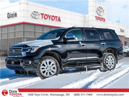 2018 Toyota Sequoia Platinum 5.7L V8 (Stk: 72345) in Mississauga - Image 1 of 23