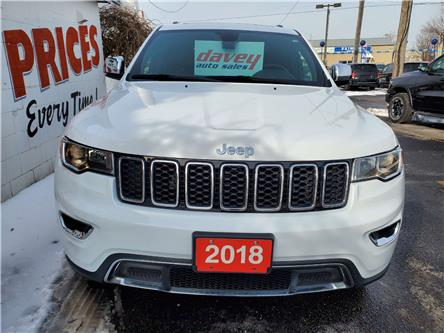 2018 Jeep Grand Cherokee Limited (Stk: 19-241A) in Oshawa - Image 2 of 18