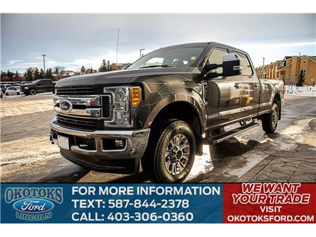 2017 Ford F-350 XLT (Stk: B81560) in Okotoks - Image 1 of 10